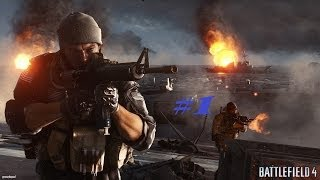 Прохождение Battlefield 4 №1 - Double Fail в Баку(18+)