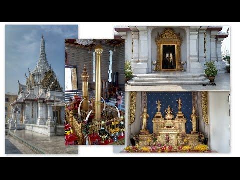 Bangkok's City Pillar