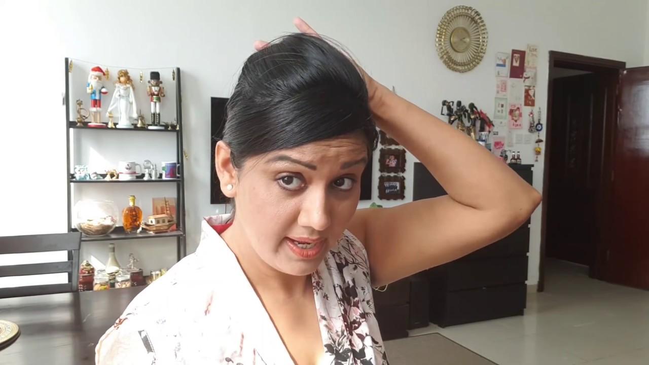 cabin crew interview day- dress / make up/ hairstyle tips mamta sachdeva