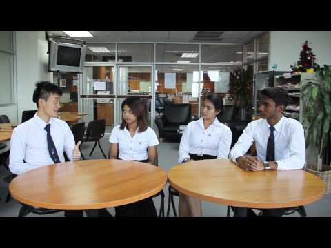 DPUIC Students from Myanmar