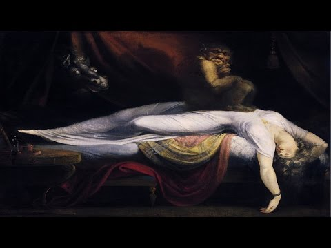 25 Facts About Sleep Paralysis That Make It Scary