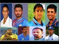 Top 10  well educated cricketer in India