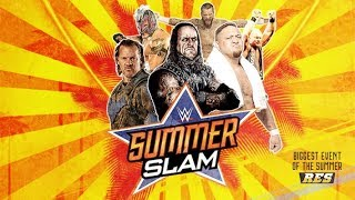 RESEFED SUMMERSLAM 2019 | FULL PAY PER VIEW HD | LIVE STREAM | WWE 2K19