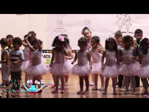 Emirates Kindercare Nursery Graduation Party 2016