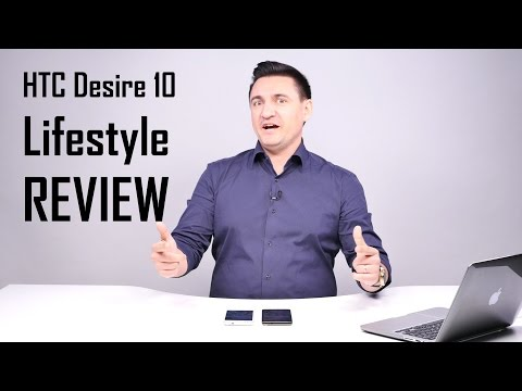 UNBOXING & REVIEW - HTC Desire 10 Lifestyle - Puțin fashion vă rog!