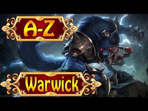 WARWICK, Der Blutjäger - League of Legends A-Z