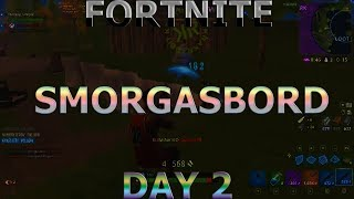 Venez - Get It! FORTNITE Smorgasbord Day 2