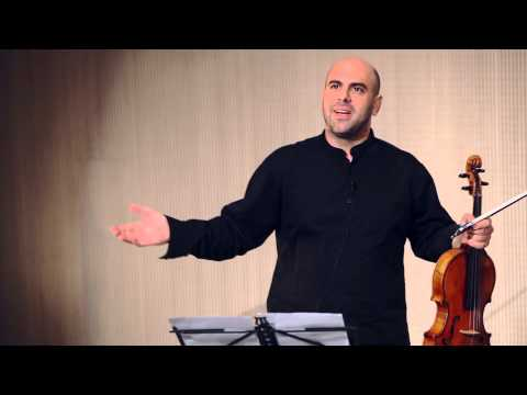 Musethica - Revolution in classical music education: Avri Levitan at TEDxZaragoza
