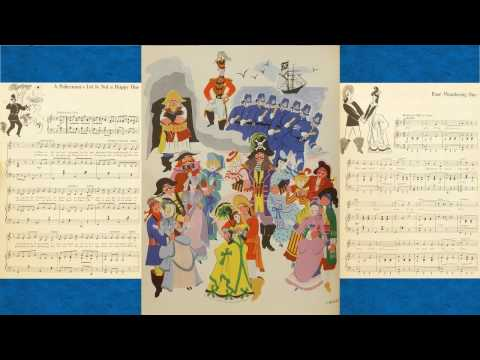 Pirates Of Penzance Act 1, minus Overture(Corrected) - D'Oyl