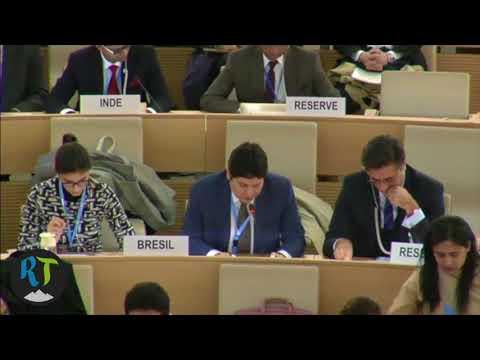 Full U.N. Geneva: Pakistan UPR Review 2017 Geneva