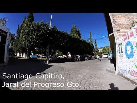 Santiago Capitiro, Jaral del Progreso Gto.