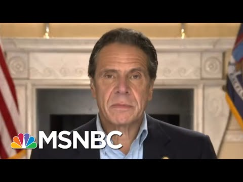 Cuomo Says As A Country We Have Not Learned Lessons From The Past Seven Months | Deadline | MSNBC