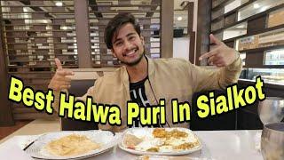 Best Halwa Puri in Sialkot