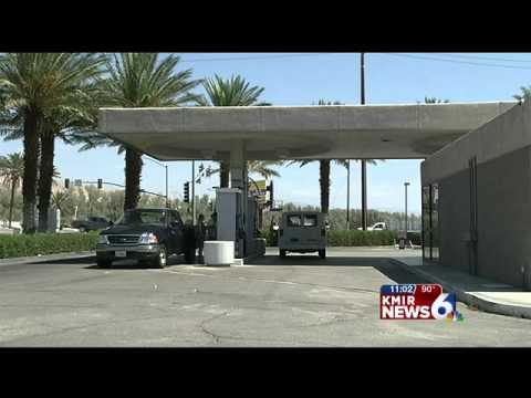 Gas Prices Fuel Increased Food Costs