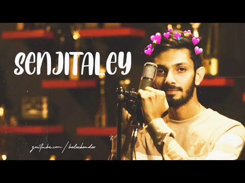 Anirudh Sings Senjitaley Song In 'Siima' Event