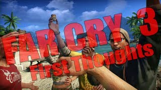 FAR CRY 3: First Thoughts - TDM Multiplayer Gameplay