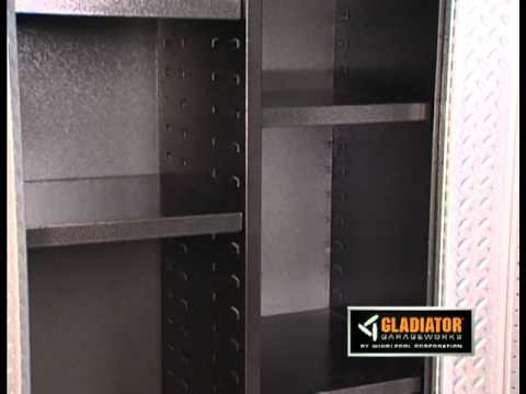 Gladiator®: Tall GearBox Cabinet
