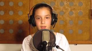 קליפ בת מצווה - עמית סולומונוביץ המוכשרת שרה just the way - bruno mars