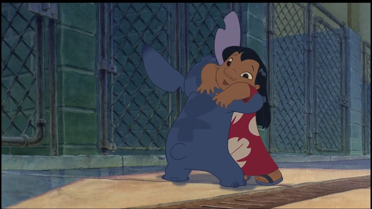 lilo and stitch meet the experiments