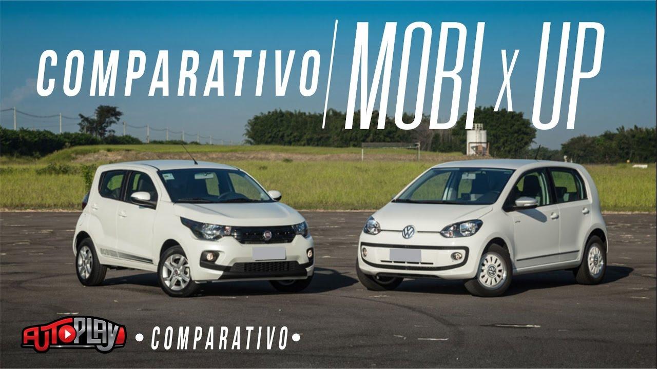 Autoplay Comparativo Fiat Mobi X Vw Up
