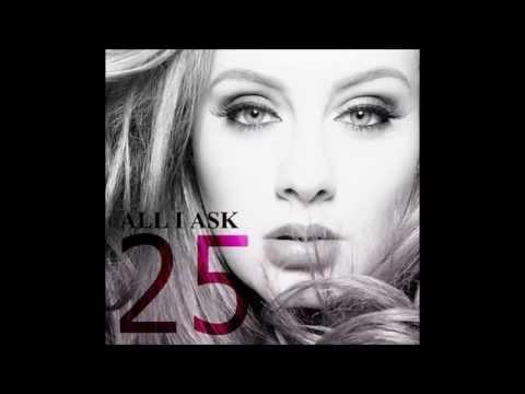 Adele-All I ask lyrics - YouTube
