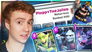 TOP 200 GLOBAL With A F2P DECK?? Use This Deck. | RTC Ep. 32 | Clash Royale