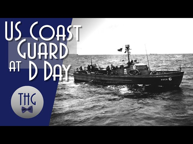 How Rescue Flotilla One saved more than 400 men on D-Day