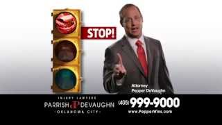 Hurt in a Car Wreck? Stop! Call Parrish DeVaughn Law Firm