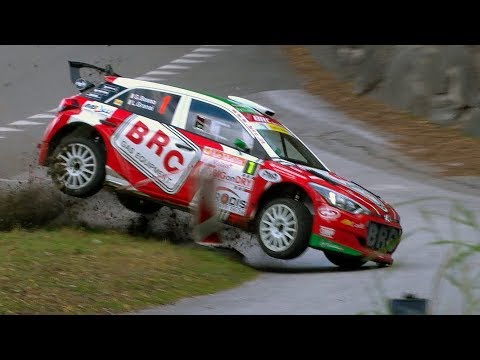 Highlights RIV Rallye du Valais 2017, won by Basso!