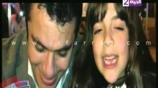 اتفرج على أغنية تحكي مسيرة العميد أحمد حسن بصوت ابنه (فيديو)