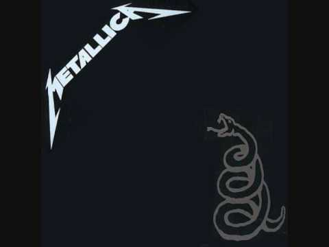 Metallica  Sad But True Black Album