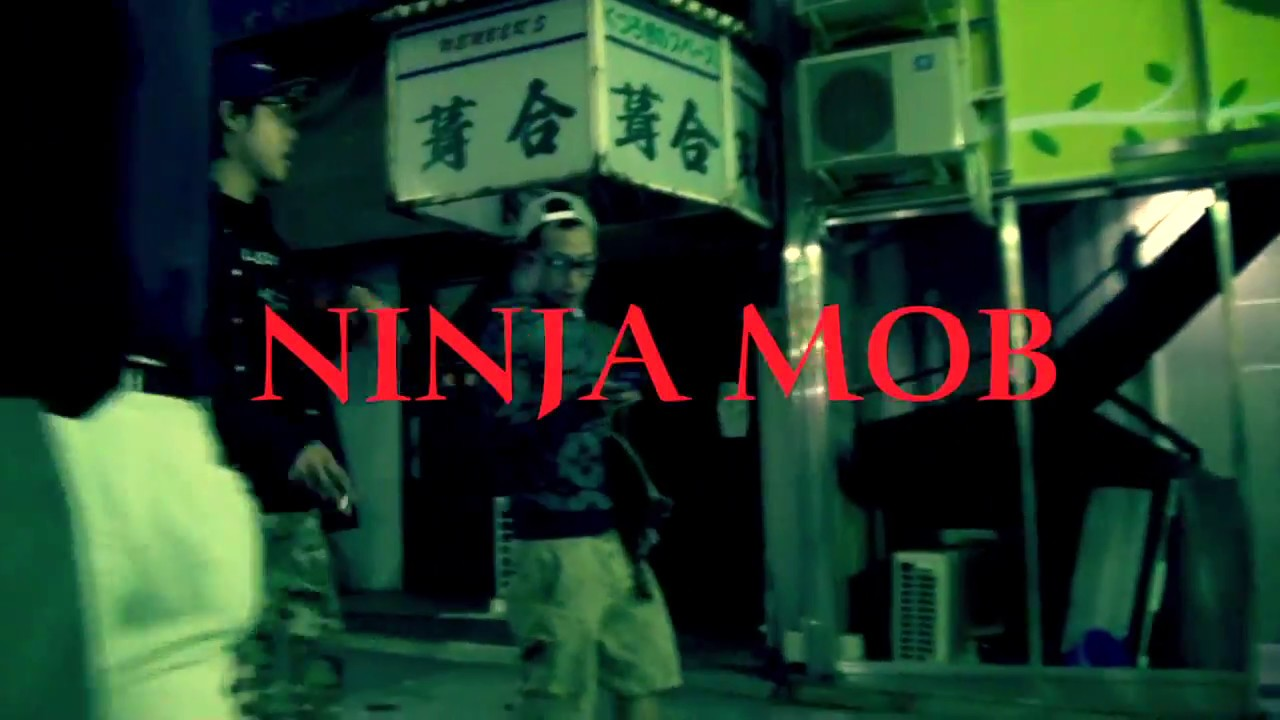 NINJA MOB - YA KNOW MY STYLE (Official Music Video) - YouTube  NINJA MOB - YA ...