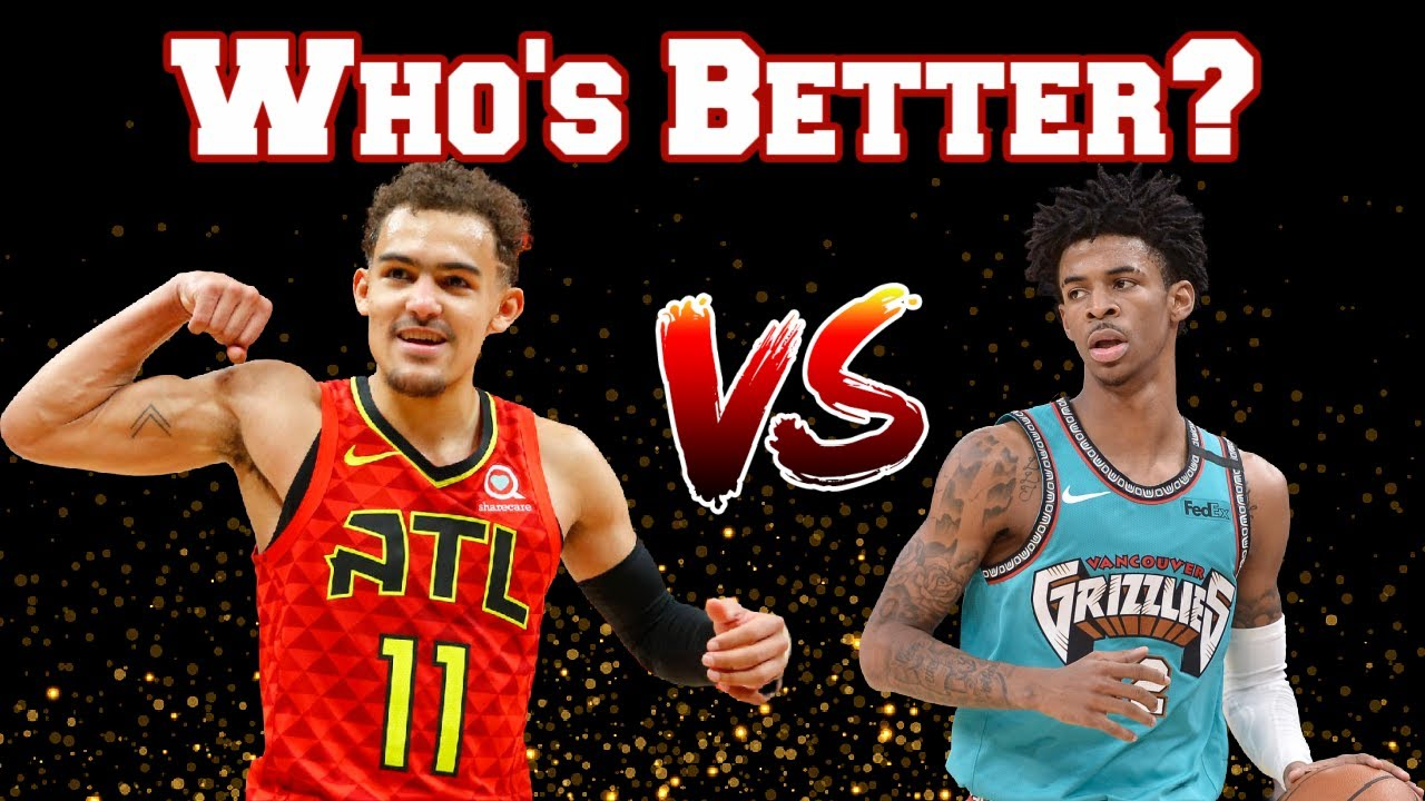 Trae Young is better than Ja Morant! | Top 10 NBA Players under 25 | Trae Young vs. Jah Morant | NBA