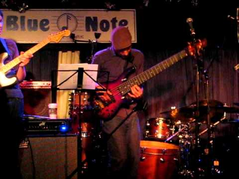 Kevin Farrell bass solo at Blue Note NYC