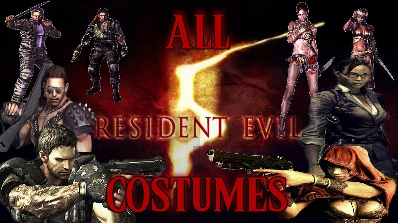 resident evil 5 cheats ps4