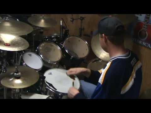 The Tubes - She's A Beauty (Drum Cover)