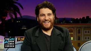 Adam Pally Named His Son After His Favorite Jewish Rapper