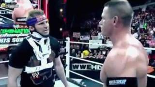 Kane Vs. John Cena - Ambulance Match - WWE Elimination Chamber 2012.