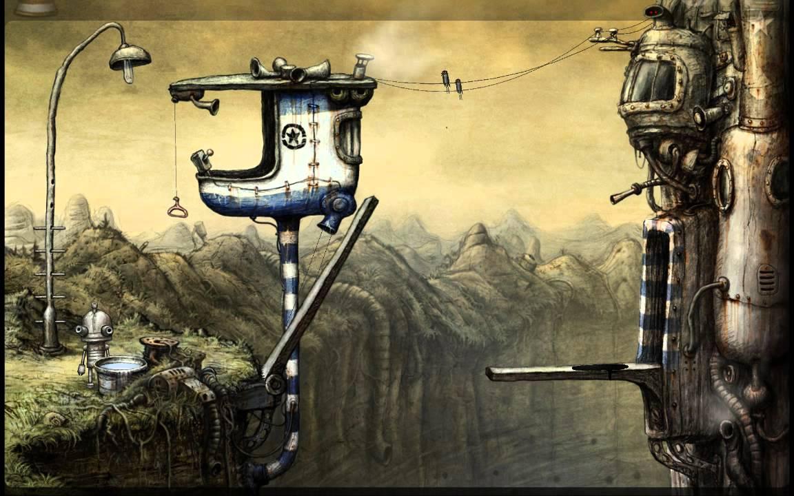Machinarium rus скачать на андроид торрент