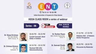 Iassa Class Room Webseries 6 10 05 2020