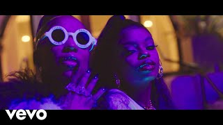 Смотреть клип Dreezy - Chanel Slides Ft. Kash Doll