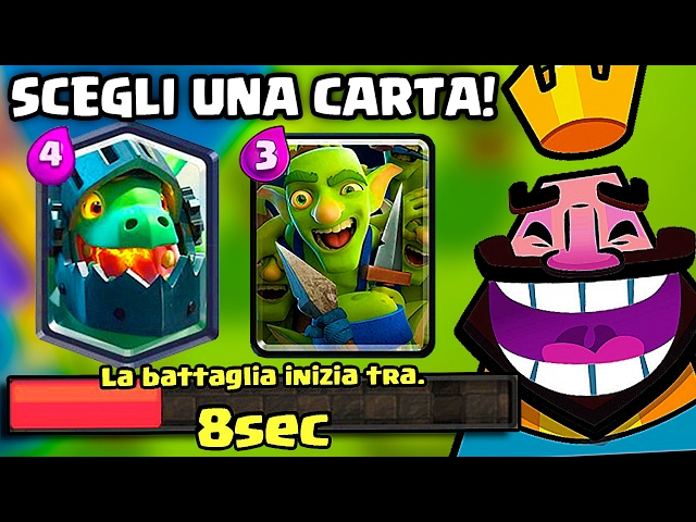 LA MIA MODALITÀ PREFERITA!! IL DRAFT! MURRY VS GIAMPYTEK 2 - Clash Royale ITA #49