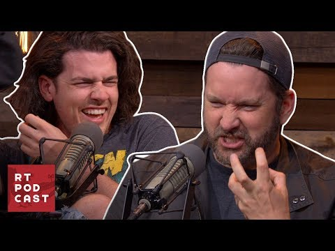 RT Podcast #460 - Burnie Punks Jon
