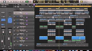 Music Creation in Logic Pro X - Happy and Fun Acoustic (RigamarooRecordings)