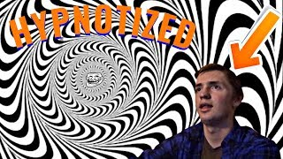 Getting Hypnotized For The First Time. (OVER SKYPE)