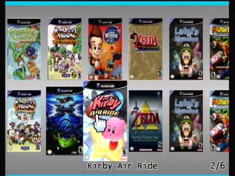Play GameCube Games on Wii U (Nintendont + cfg USB Loader)
