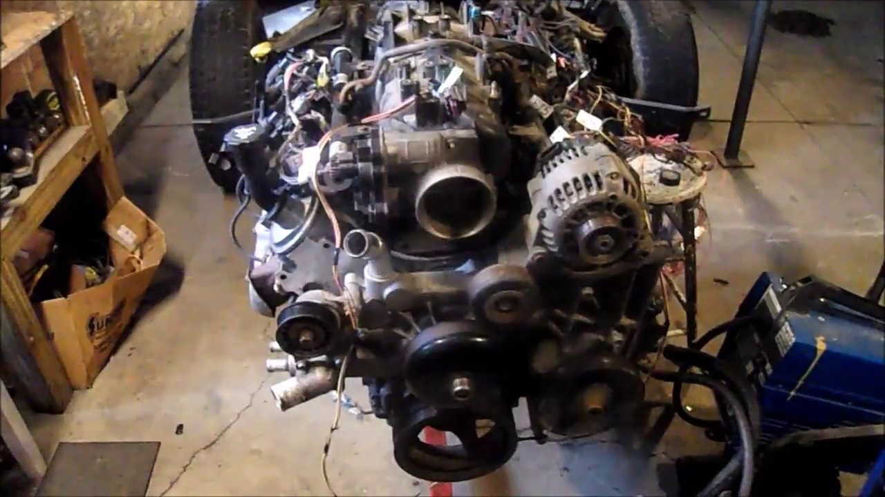 72 chevy ls swap part 3 how to tidy up a standalone ls swap wiring harness youtube [ 1280 x 720 Pixel ]