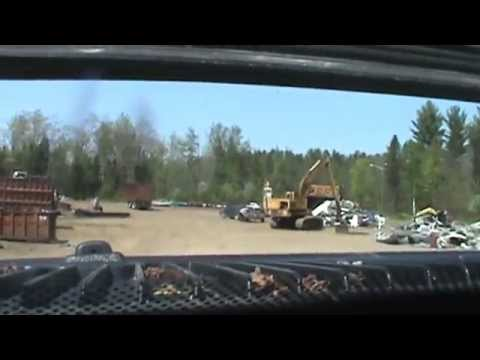 Scrapping And Recycling Metal!! Alpena Michigan Scrapping!!