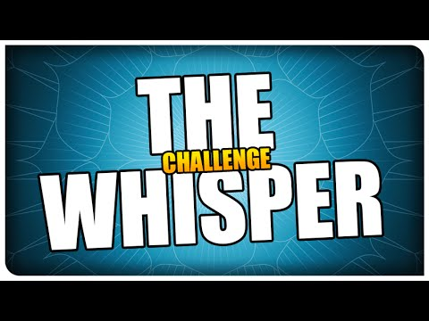 The whisper challenge quot funny moments quot with tritanhd try not to
