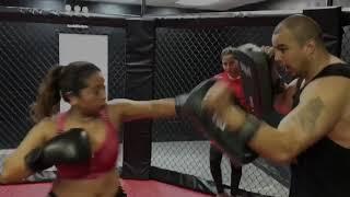 MMA BOXING JIU JITSU AND MUAY THAI WITH SUPREME TEAM BOXING